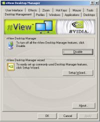Desktop management
