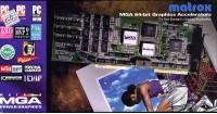 Matrox MGA Ultima Plus VLB box