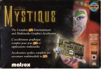 Matrox Mystique box