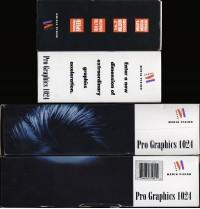 Media Vision ProGraphics 1024 box