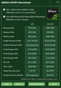 8400 GS GPGPU