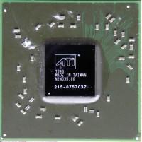 ATI Redwood XT GL GPU