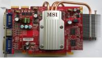 MSI Radeon HD2600 XT